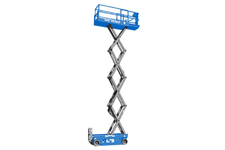 32+rsquo96m Electric Scissor Lift
