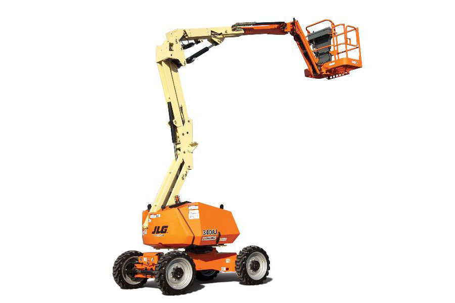 34ft Rough Terrain Boom Lift