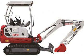 Excavator 1.6T