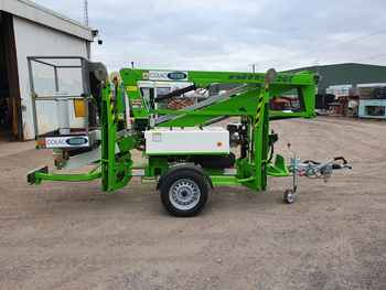 BOOM LIFT TRAILER MOUNTED
